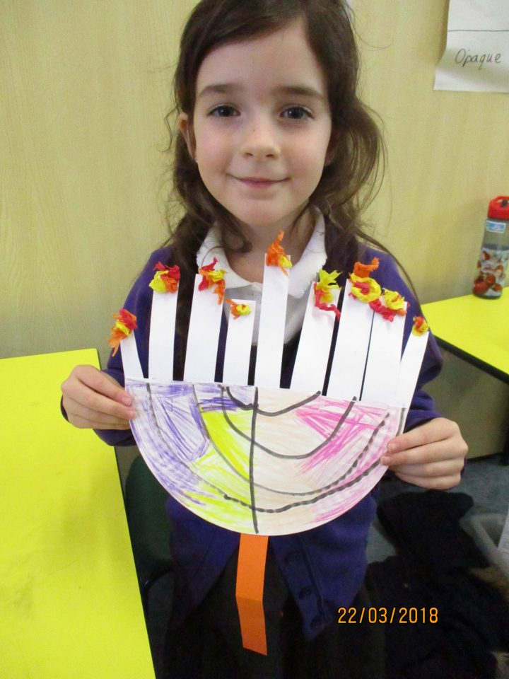 Being creative in Year 2