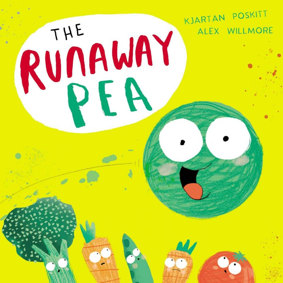 runaway pea