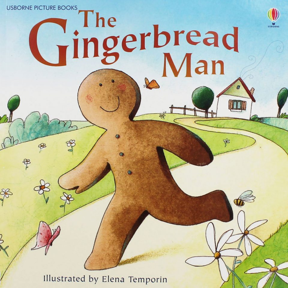 the-gingerbread-man-book