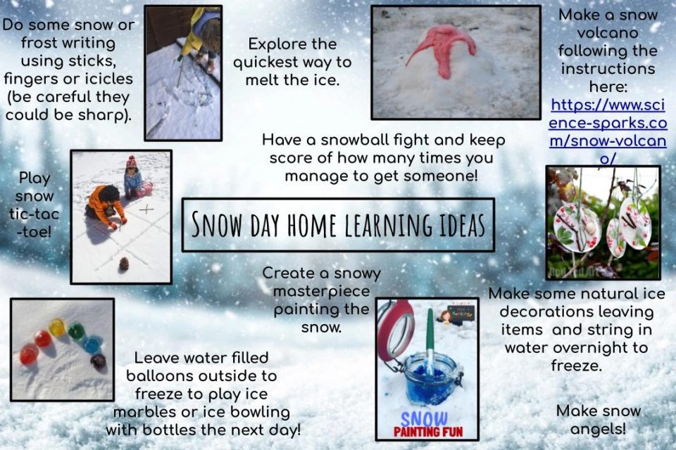 EYFS-snow-day-home-learning