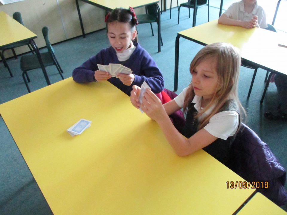 Card Game Club!
