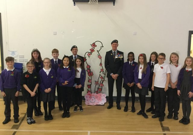 Year 6 Remembrance Service