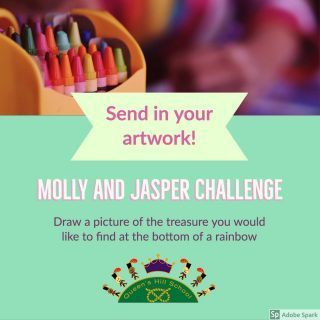 Molly and Jasper Challenge square